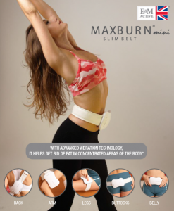 Maxburn Slim belt 04-01