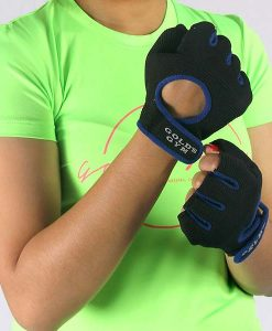 Gloves Ladies BLue
