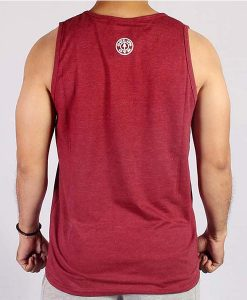 TANKTOP classic Joe Man red back